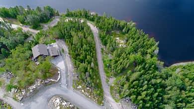 Terrain à vendre avec vu panoramique Saguenay #839